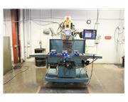 """40"""" X Axis 5HP Spindle Southwest Ind. FHM-5 CNC VERTICAL MILL, ProtoTrak SMX Cntrl,Be"""