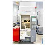 OKUMA MILLAC 33TU (2012 INSTALL): COMBO 5-AXIS MACHINING CENTER & VERTI